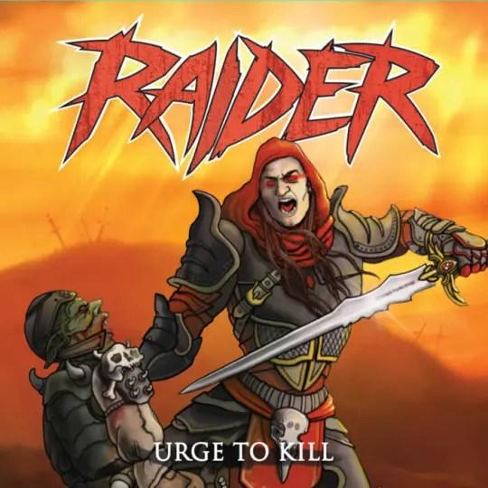Raider - Urge to Kill