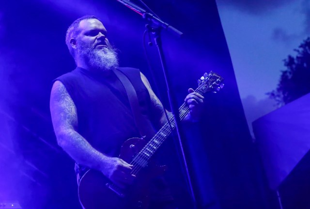 Neurosis at Heavy Montreal 2015. Photo by Eva Blue.