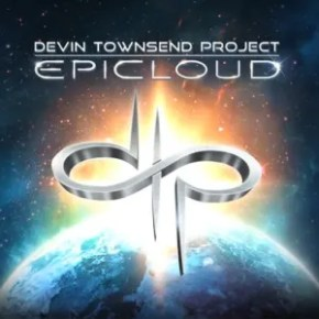 Devin Townsend Project - Epicloud cover art