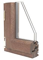 finestra in legno a frosinone