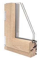 finestra in legno e alluminio a frosinone