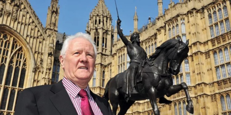 Lord McFall of Alcuith Has Been Confirmed As New Lord Speaker