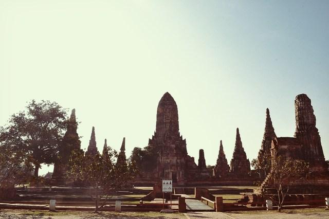 Wat Chaiwattanaram Ayutthaya