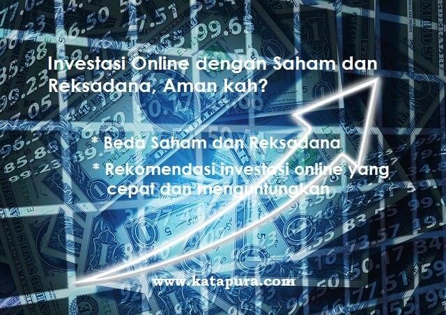 investasi online, aman kah?