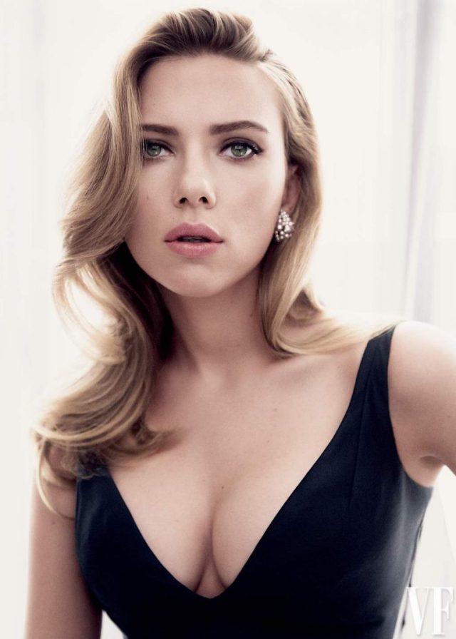 Scarlett Johanson 768x1075 Wow, Robot Cantik ini Mirip Sekali Dengan Scarlett Johansson