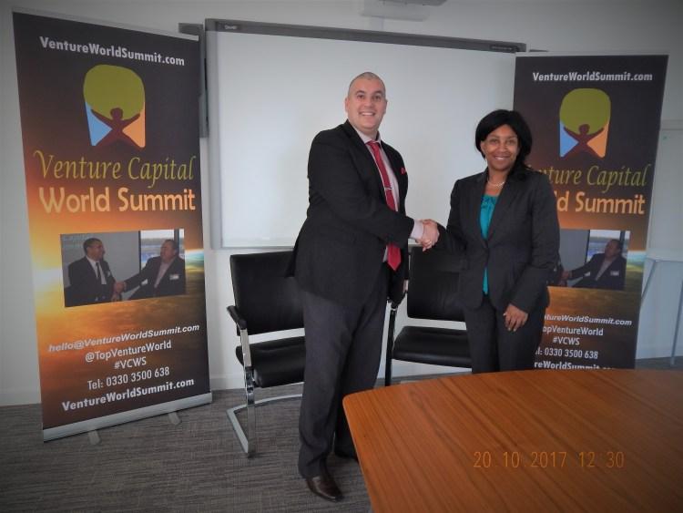 Venture Capital World Summit 2017 Cardiff