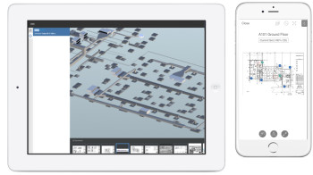 BIM 360 Docs users will have real-time collaborative access to project files on any device. (Image courtesy of Autodesk.)