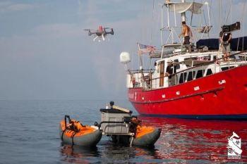 blogingenieurs - Snotbots - Drones conçus pour recueillir des données à partir de la bouche des baleines
