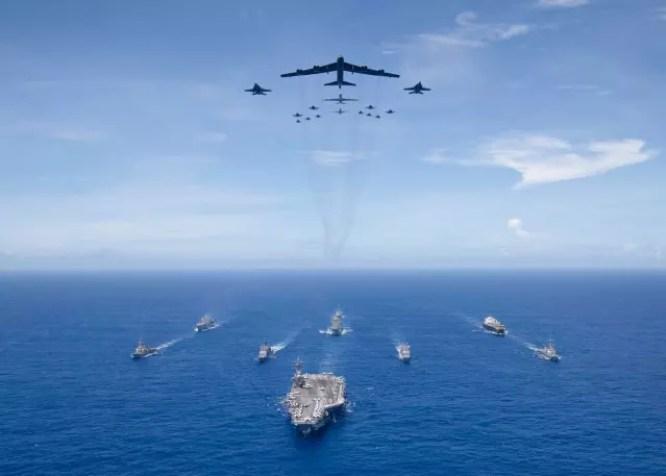 Image result for us navy 7th fleet ships