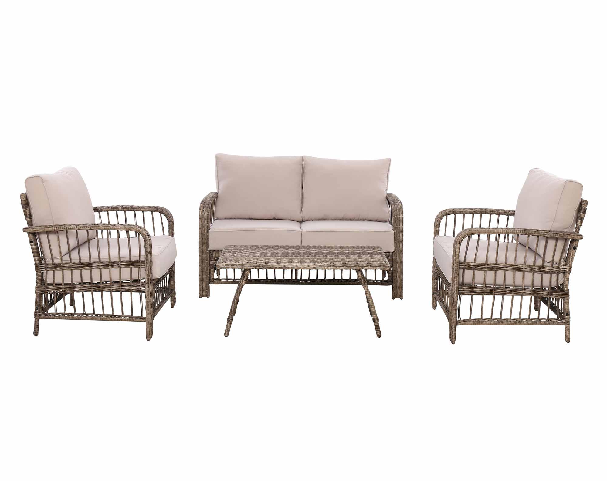 cushioned patio furniture american