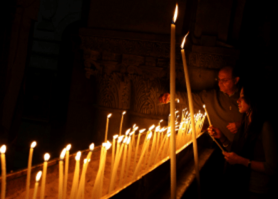 the importance of lighting candles