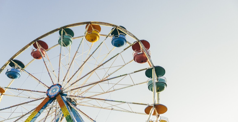 ferris wheel amusement park