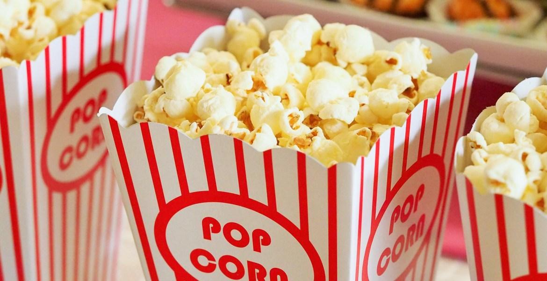 movie theater popcorn box