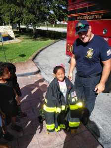 Summer Sizzle Fire & Safety Camp