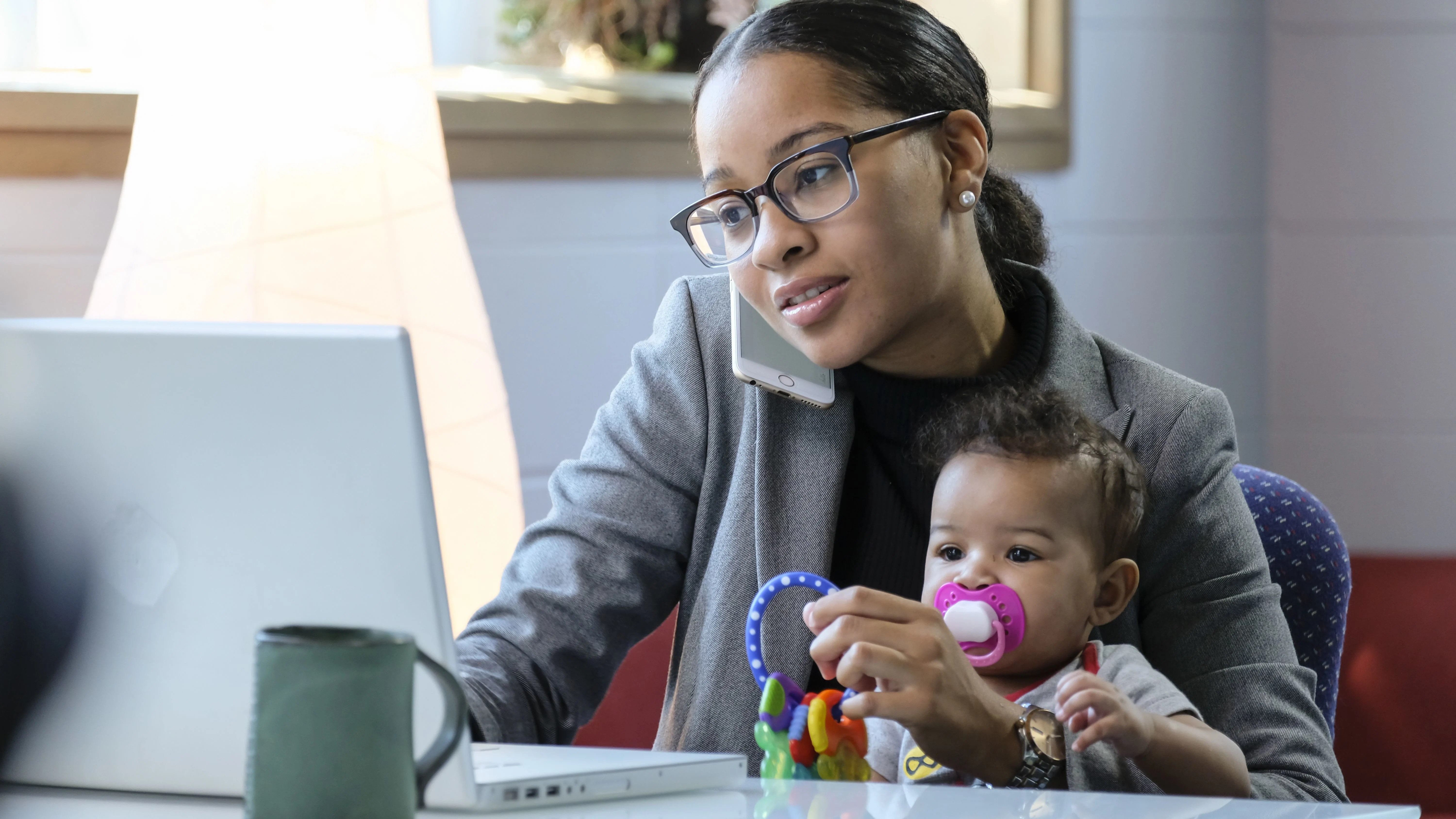 How To Be A Better Working Parent Than Your Own Parents