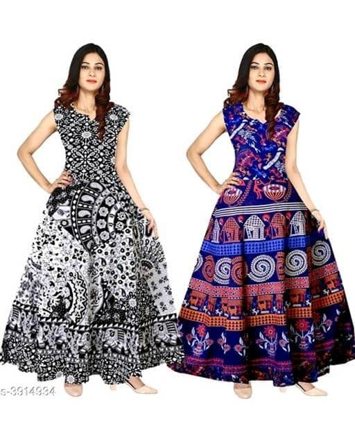 Jasleen-Stunning-Cotton-Dresses3