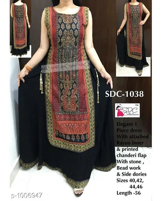 SDC Fashionable Kurti web Vol 9 (3)