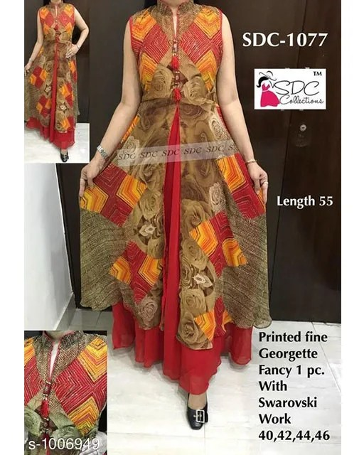 SDC Fashionable Kurti web Vol 9 (5)