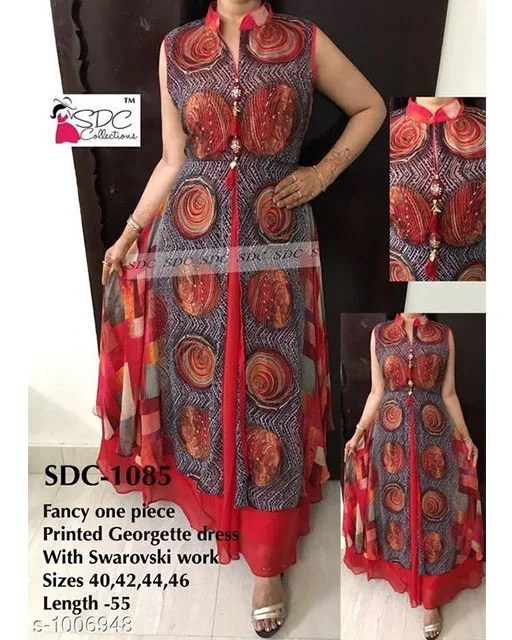 SDC Fashionable Kurti web Vol 9 (4)