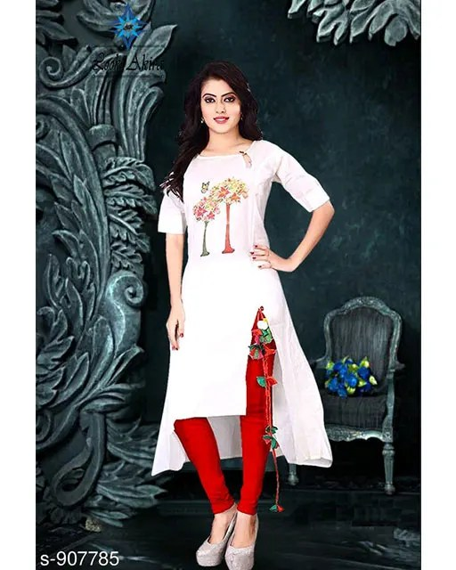 Eva Attractive Fancy Women's Kurtis Web Vol 1 (1)