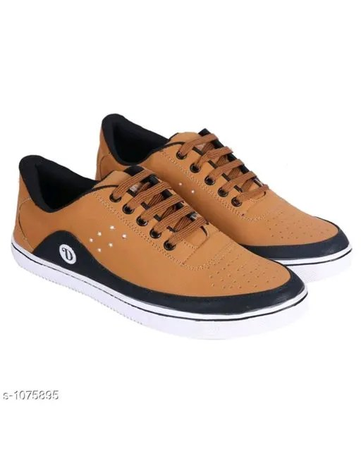 Trendy Men's PU Casual Sneakers Vol 4 (4)