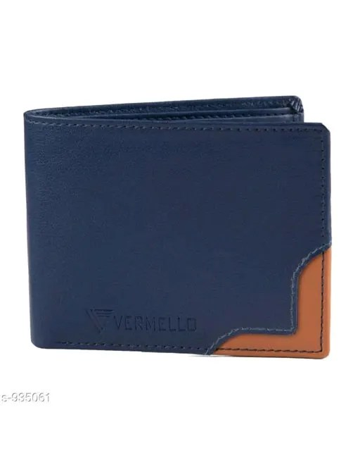 Men's Stylish Artificial Leather Wallets Vol 5