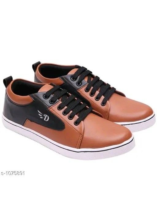 Trendy Men's PU Casual Sneakers Vol 4 (3)