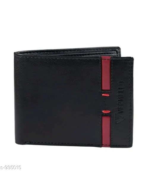 Men's Stylish Artificial Leather Wallets Vol 4