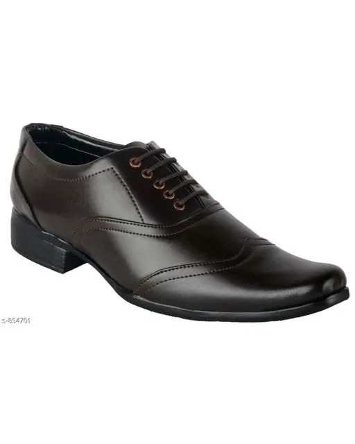Elegant Men's Formal Shoes Vol 18 (3)
