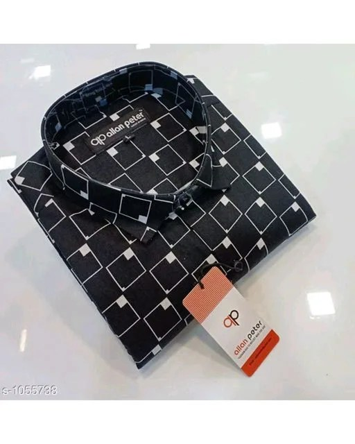 Men's Attractive Printed Cotton Shirts Vol 8