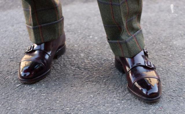 monk shoes for men