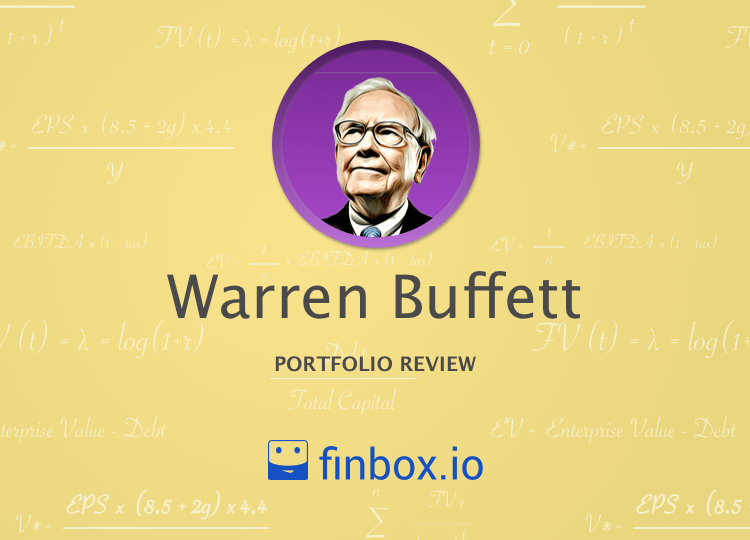 Outside Of Apple Here Are 6 Other Stocks Warren Buffett Bought In
