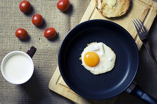 boiled eggs Healthy Breakfast Options