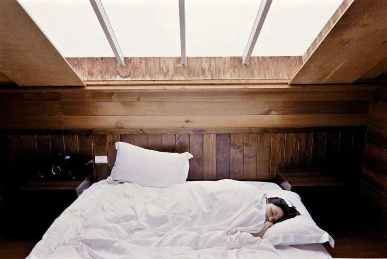 take proper sleep before wedding