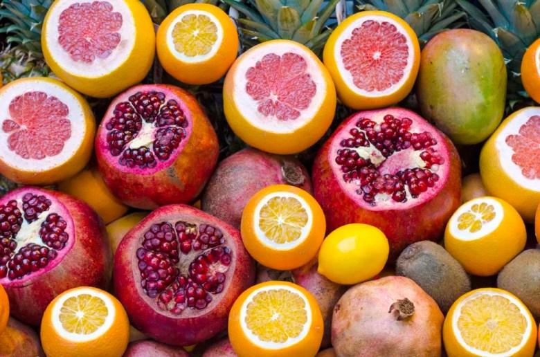 cirtus fruit