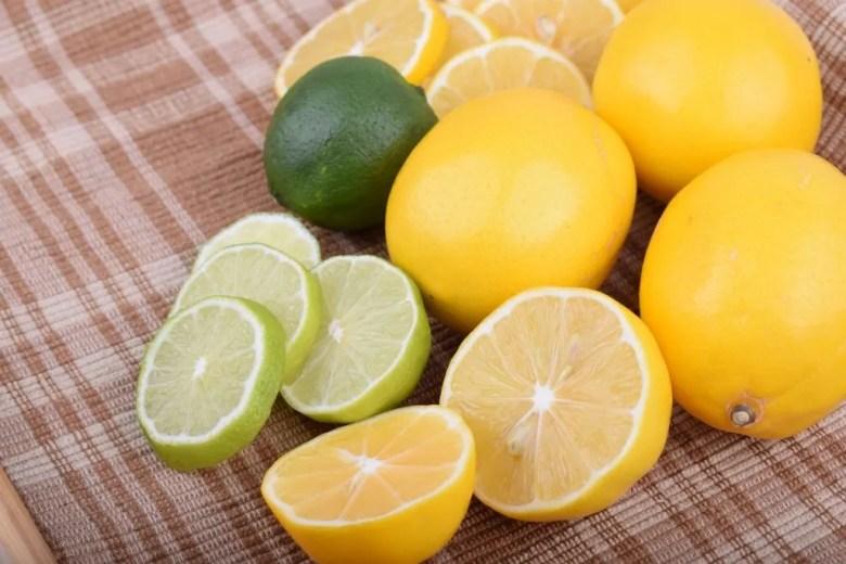 lemon for skin pigmentation