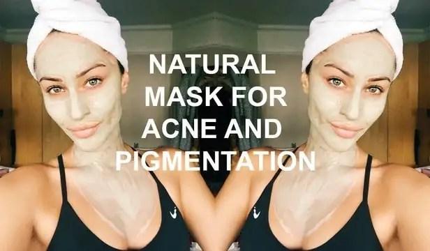 acne - mask