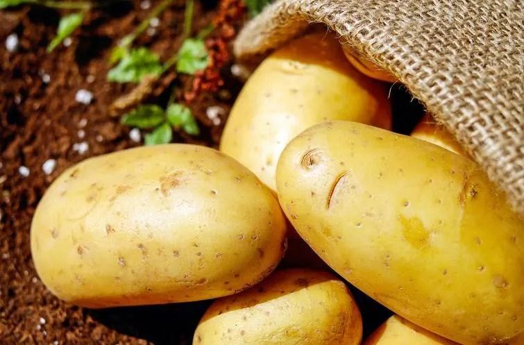 potatoes for hair growth