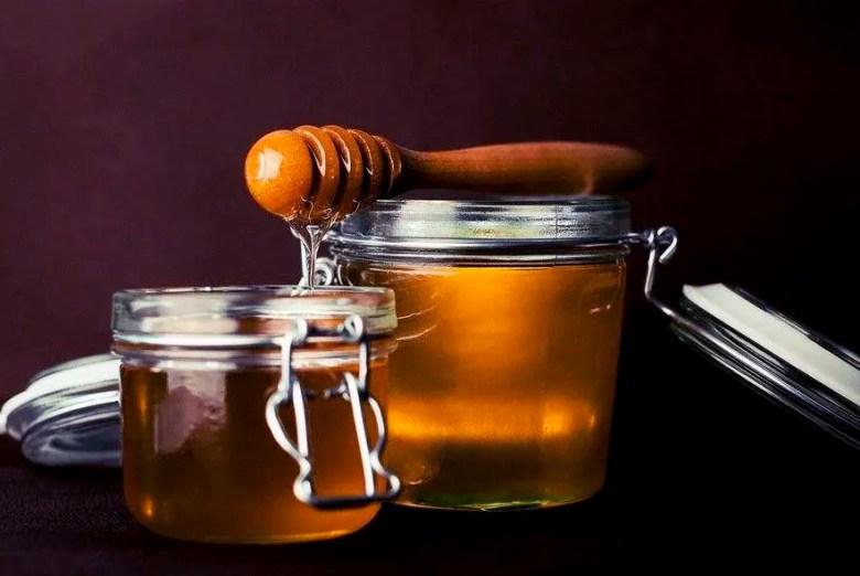 honey pack for gorgeous feet