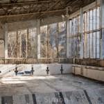 Swimming Pool Pripyat Nr Chernobyl Ukraine License Download Or Print For 9 91 Photos Picfair