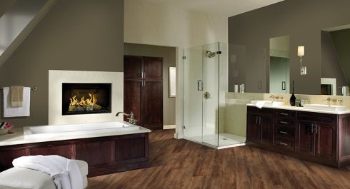 Most of them look good, but are they functional for your space? Luxury Vinyl Flooring In Mifflinburg Pa From The Decorating Center