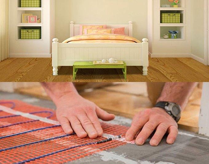 Benefícios do piso aquecido Warmup