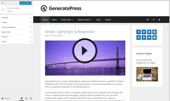 Genaratepress Premium wordpress plugin free download