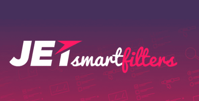 Jet Smart Filters for Elementor WordPress Plugin Free Download
