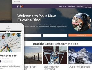 Thrive themes rise wordpress theme free download