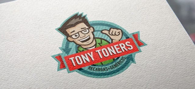 Logo Tony Toners