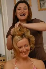 Gemma with client