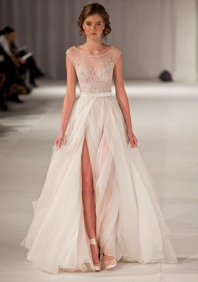 43 Creative Wedding Dress Designs - Girly Design blog