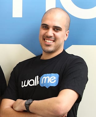"Dan Adika, CEO""To Walkami / Photo: p""צ"