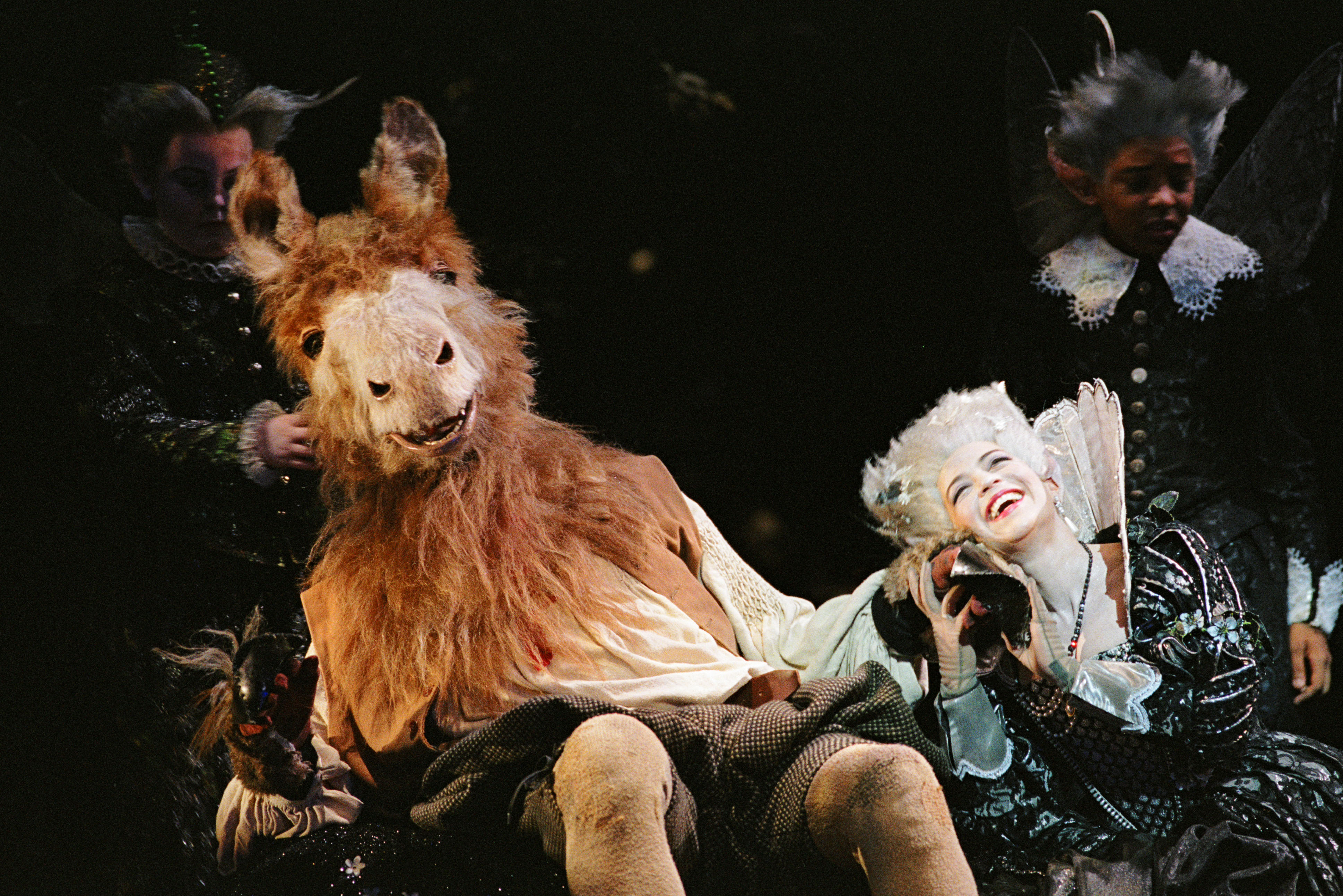 Classical Iconoclast Britten Untamed Glyndebourne A
